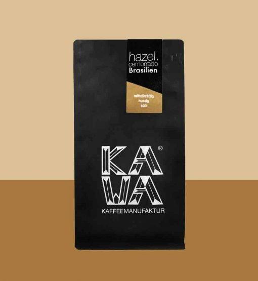 Kaffeebohnen aus Brasilien Hazel