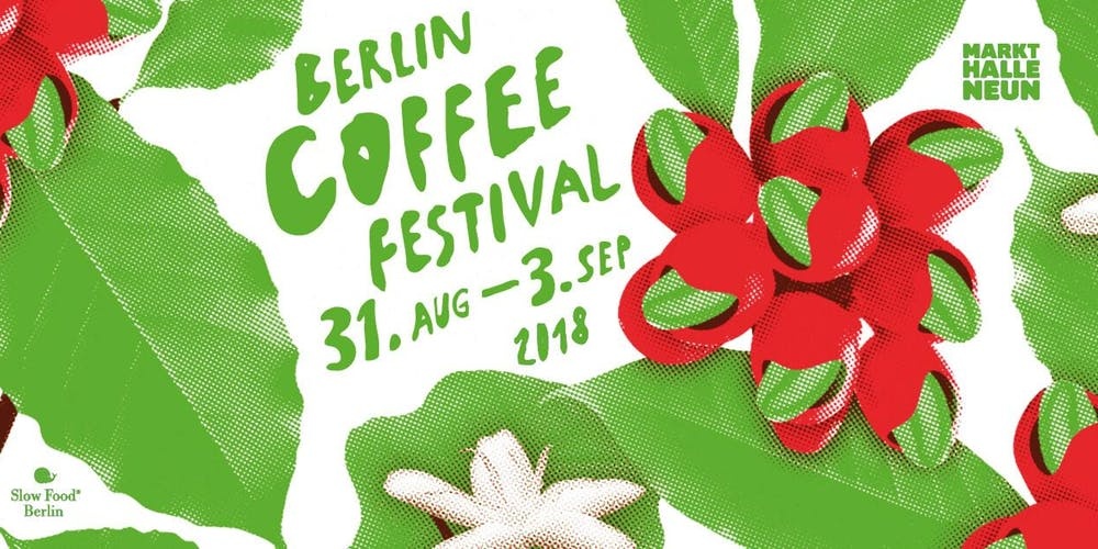 Berliner Coffee Festival 2018