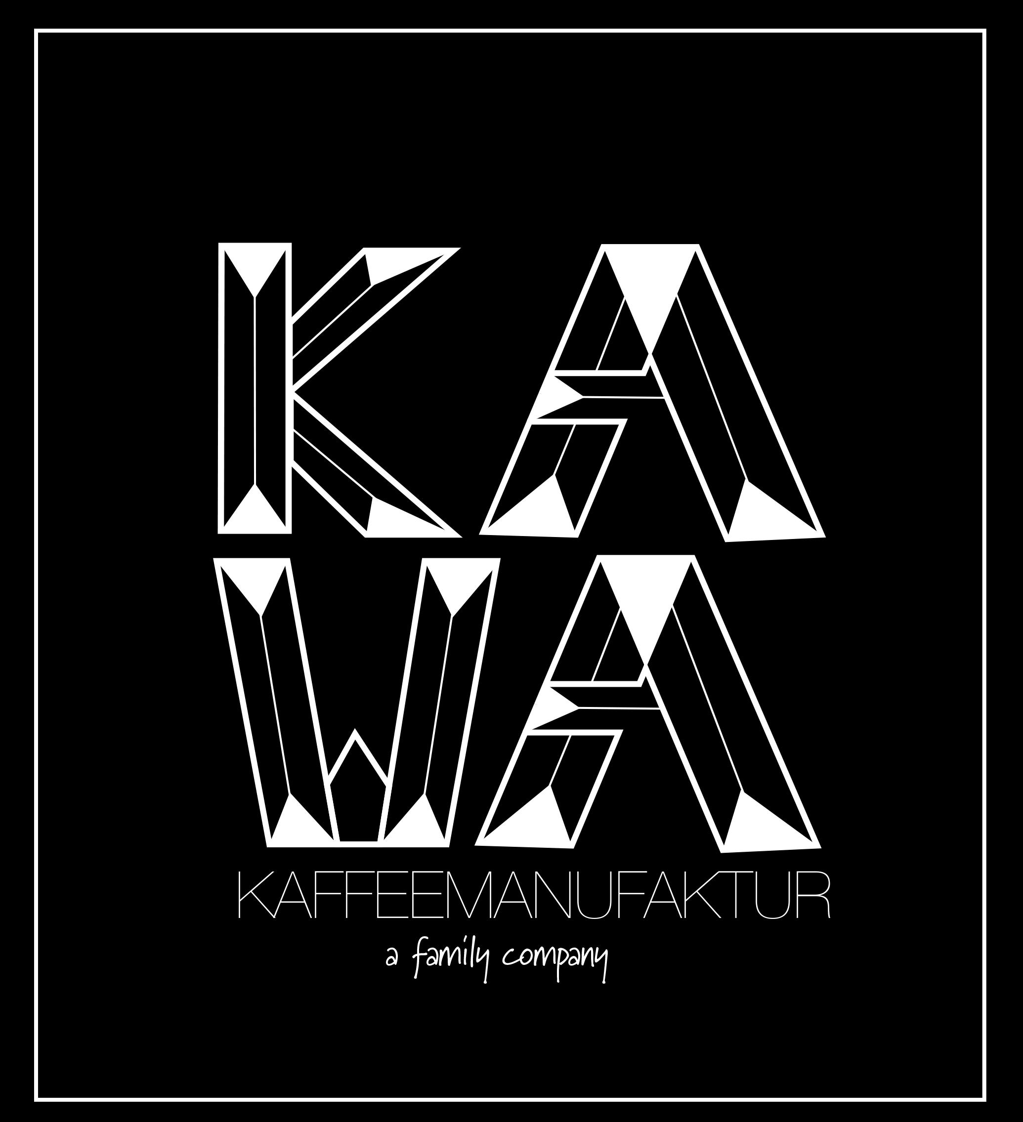 das erste KAWA Logo